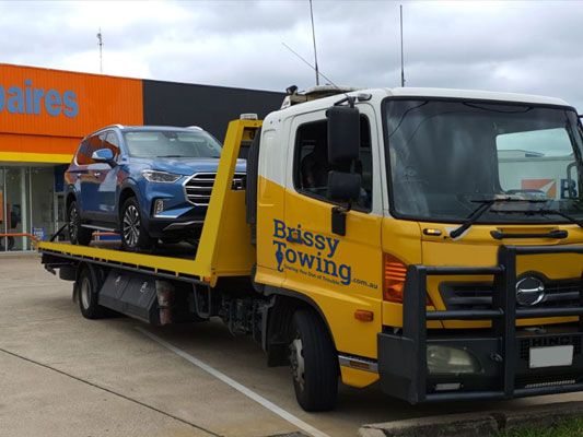 Cars-Towing